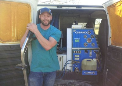 Saskatoon carpet cleaners North Star's Bradley Weinrauch